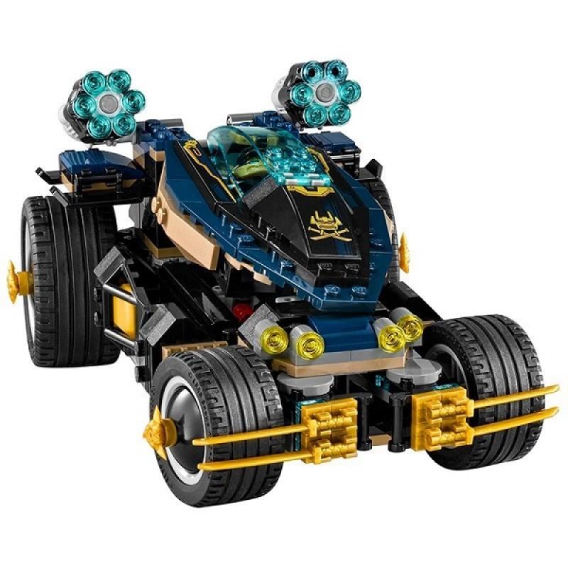 Klocki Lego Ninjago 70625 Samuraj Vxl Sklep Zabawkowy Kimlandpl