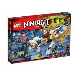 Klocki LEGO NINJAGO 70734 Złoty Smok Mistrza Wu