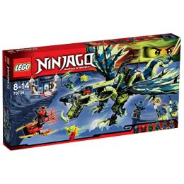 Klocki LEGO NINJAGO 70736 Atak Smoka Moro