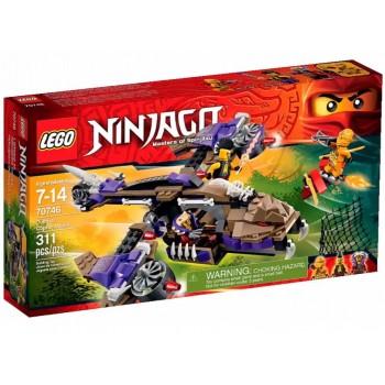 Klocki LEGO Ninjago 70746 ATAK ŚMIGŁOWCA CONDRAI