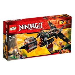 Klocki LEGO Ninjago 70747 Kruszarka Skał
