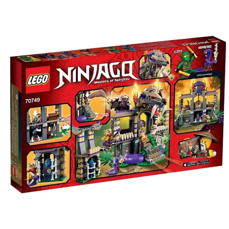 klocki lego ninjago 70749 w owe wrota sklep zabawkowy. Black Bedroom Furniture Sets. Home Design Ideas