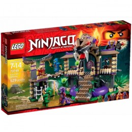 Klocki LEGO NINJAGO 70749 Wężowe Wrota