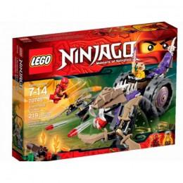 Klocki LEGO NINJAGO 70745 Niszczyciel Anacondrai