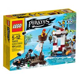 Klocki LEGO PIRATES 70410 Żołnierski Posterunek