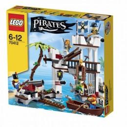 Klocki LEGO PIRATES 70412 Żołnierska Forteca