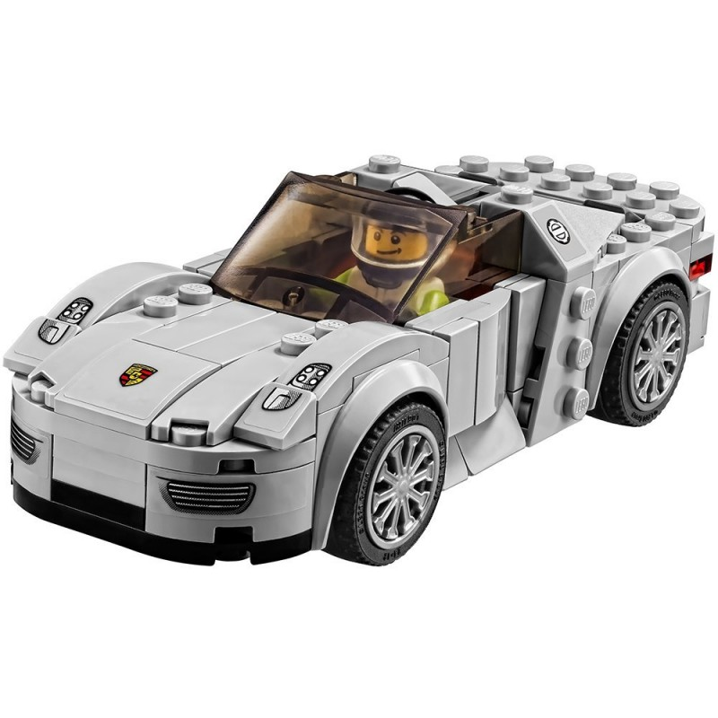 lego speed champions 75910 porsche 918 spyder sklep zabawkowy. Black Bedroom Furniture Sets. Home Design Ideas