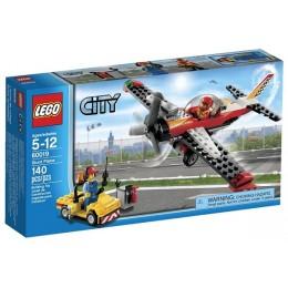 Klocki LEGO City 60019 Samolot Kaskaderski