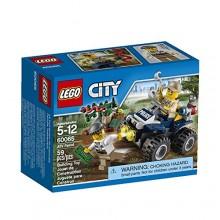 Klocki Lego City 60065 Patrolowy Quad