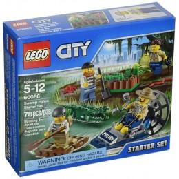Klocki LEGO CITY 60066 Policja Wodna - Zestaw Startowy