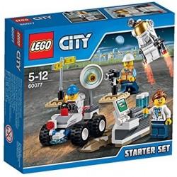 Klocki Lego City 60077 Kosmos - zestaw startowy