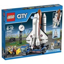 Klocki LEGO City 60080 Port Kosmiczny