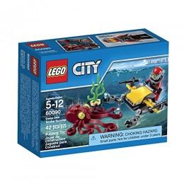 Klocki Lego City 60090 Podwodny Świat - Skuter Głębinowy