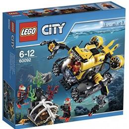 Klocki LEGO CITY 60092 Łódź Głębinowa