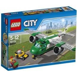 Klocki LEGO CITY 60101 Lotnisko - Samolot Transportowy