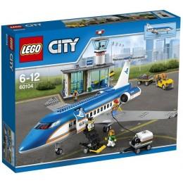 Klocki LEGO CITY 60104 Lotnisko - Terminal pasażerski
