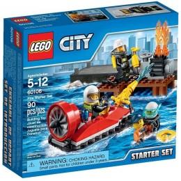 Klocki LEGO CITY 60106 Strażacy - zestaw startowy