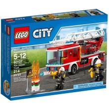 Klocki LEGO® City 60107 Wóz strażacki z drabiną