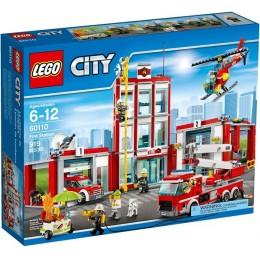 Klocki LEGO CITY 60110 Remiza strażacka