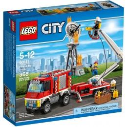 Klocki LEGO CITY 60111 Strażacki wóz techniczny