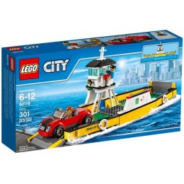 Klocki LEGO CITY 60119 Prom