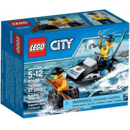 Klocki LEGO CITY 60126 Ucieczka na kole