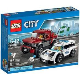 Klocki LEGO CITY 60128 Policyjny Pościg