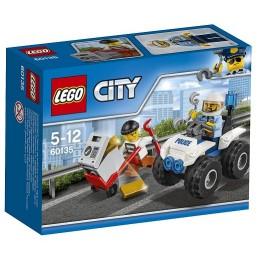 Klocki LEGO CITY 60135 Pościg motocyklem