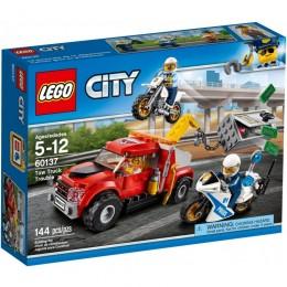 Klocki LEGO CITY 60137 Policja - Eskorta policyjna