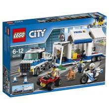 Klocki LEGO® City 60139 Mobilne centrum dowodzenia