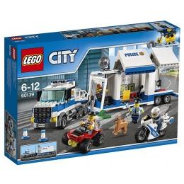 Klocki LEGO CITY 60139 Mobilne centrum dowodzenia