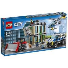 Klocki LEGO® City 60140 Włamanie buldożerem