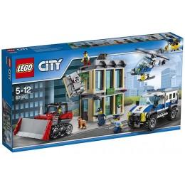 Klocki Lego City 60140 Włamanie buldożerem