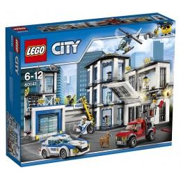 Klocki Lego City 60141 Posterunek policji