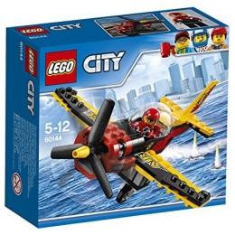 Klocki Lego City 60144 Samolot wyścigowy