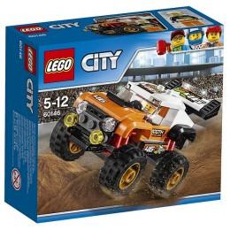 Klocki Lego City 60146 Kaskaderska terenówka