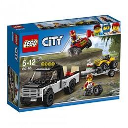 Klocki Lego City 60148 Wyścigowy zespół quadowy