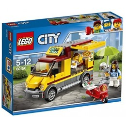 Klocki LEGO® City 60150 Foodtruck z pizzą