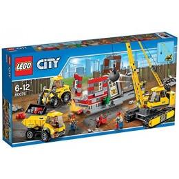 Klocki LEGO CITY 66521 Super Pack 3W1 Budowa