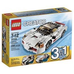 Klocki LEGO Creator 31006 Zdobywcy Autostrad 3w1