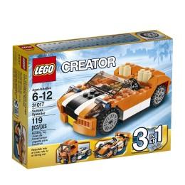 Klocki LEGO Creator 31017 Samochód Śmigacz