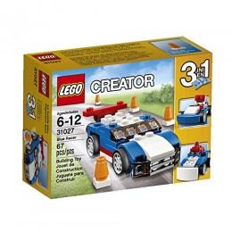 Klocki LEGO Creator 31027 Niebieska Wyścigówka