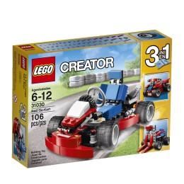 Klocki LEGO Creator 31030 Czerwony Gokart