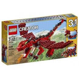 Klocki LEGO Creator 31032 Czerwone Kreatury
