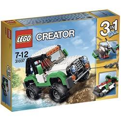 Klocki LEGO Creator 31037 Przygodowe Pojazdy