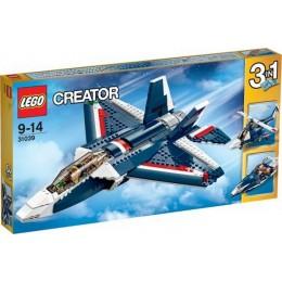Klocki LEGO Creator 31039 Błękitny odrzutowiec