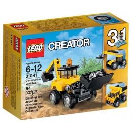 Klocki LEGO Creator 31041 Pojazdy Budowlane