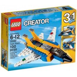 Klocki LEGO Creator 31042 Super Ścigacz