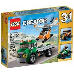Klocki LEGO Creator 31043 Transporter Helikopterów