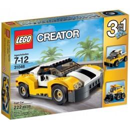 Klocki LEGO Creator 31046 Fast Car